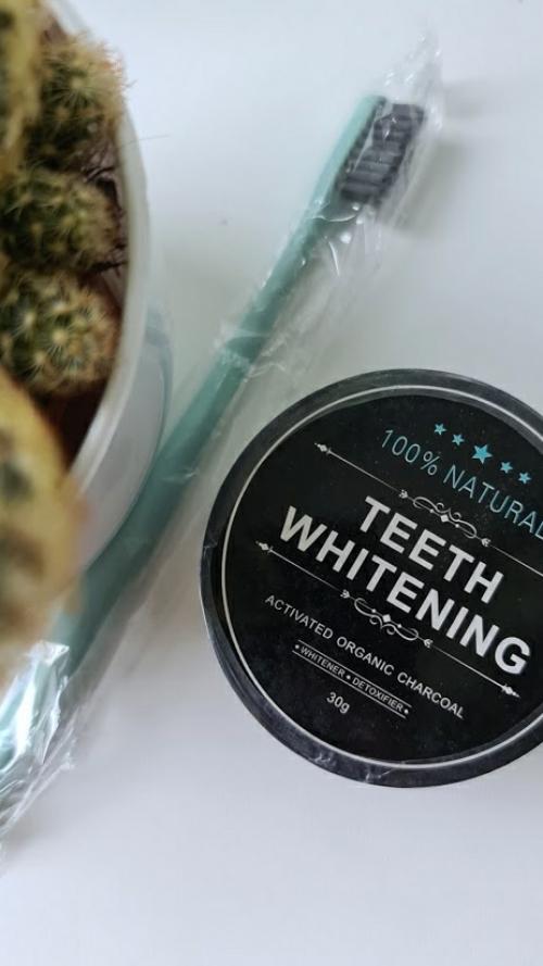Uus hambavalgendus süsi