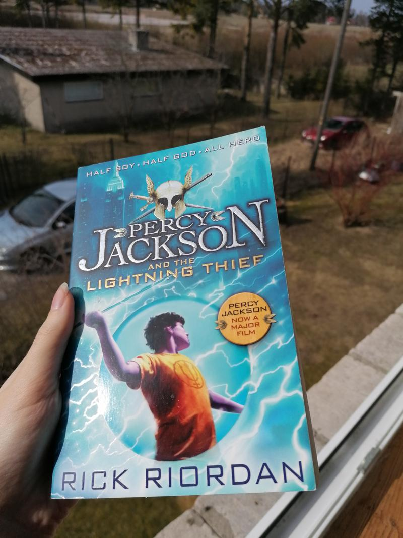 """Percy Jackson and the Lightning Thief"""