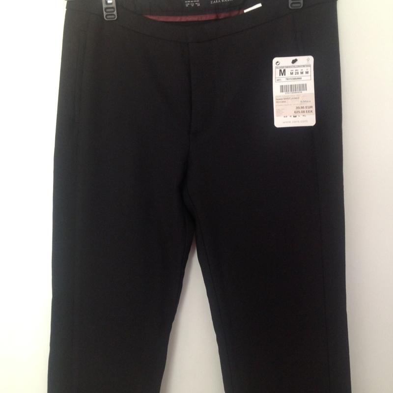 d4a01a7cc07 ... Zara 7/8 lenght pants ...