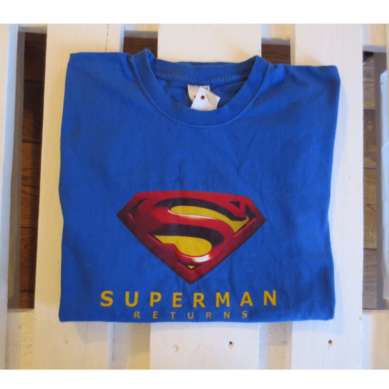 bfa44bfc2c53d Superman returns t-shirt