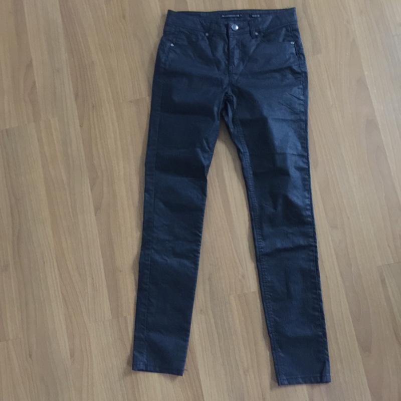 5804c99c943 ... Uued musta värvi püksid ...