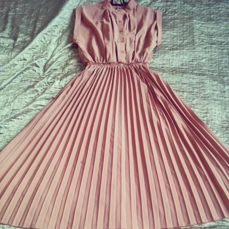 2e6aa57a557 Vintage stiilis kleit   Basaar