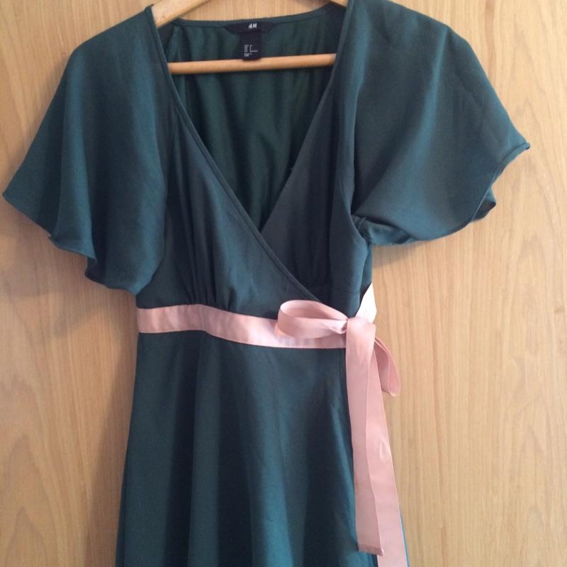 a3604be2c6d ... kleit Kena roheline kleit