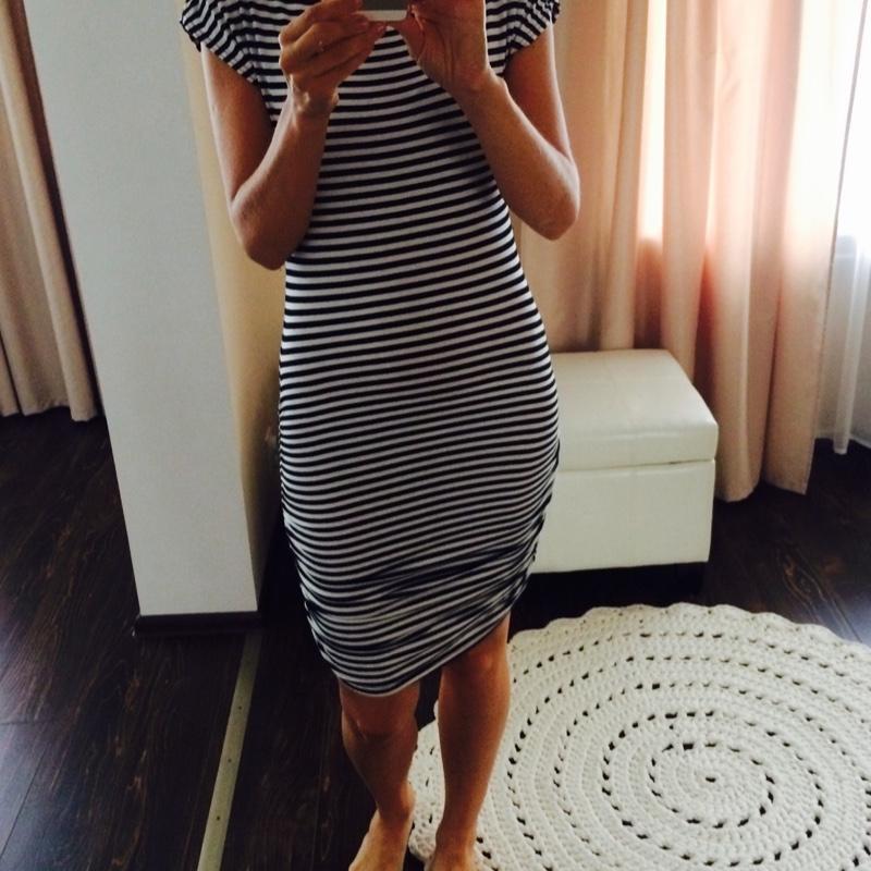 75c9dead83a €999.00 • Size S-M • New · Triibuline kleit ...